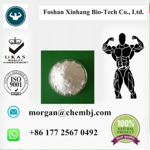 Drostanolone Enanthate (Steroids)   Drostanolone enanthate steroid powder supplier China
