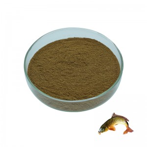 Shrimp powder seafood flavor increase feed intake