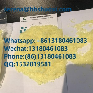 Factory Supply High Purity Crystallinity 1-Phenyl-2-Nitropropene CAS 705-60-2